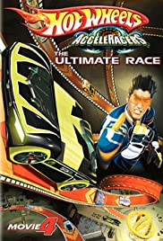 Hot Wheels Acceleracers the Ultimate Race Poster