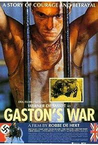 Primary photo for Gaston's War