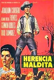 Herencia maldita Poster