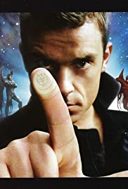 Robbie Williams: Intensive Care Poster