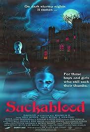 Suckablood Poster