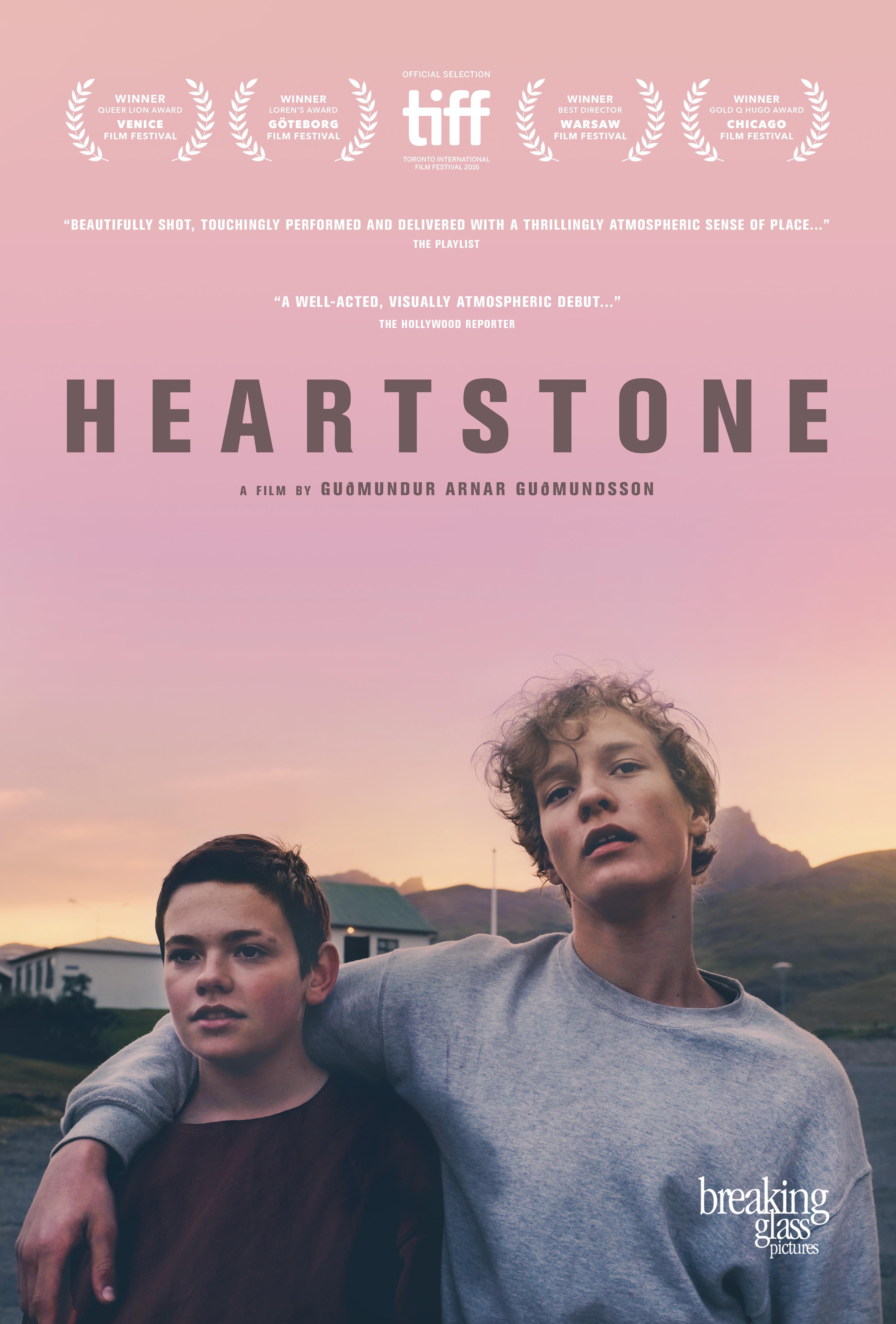 Heartstone (2016) DVDRip