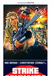 Strike Commando Poster