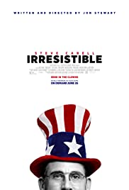 Movie Poster for Irresistible.