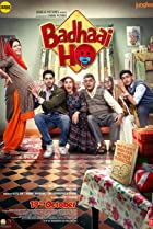 Badhaai Ho (2018) Poster