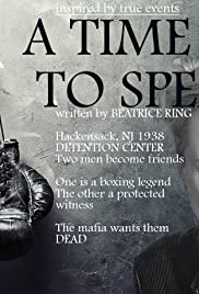 A Time to Speak Poster