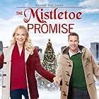 Jaime King and Luke Macfarlane in The Mistletoe Promise (2016)
