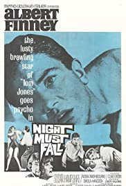 Night Must Fall (1964) Poster - Movie Forum, Cast, Reviews