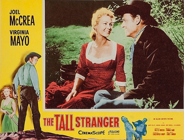 The Tall Stranger (1957)