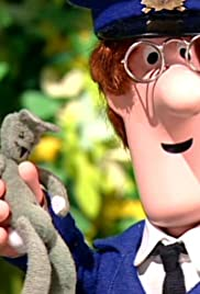 Postman Pat and the Green Rabbit Poster
