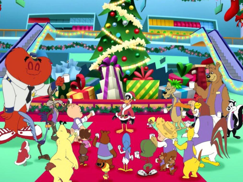 Bah Humduck A Looney Tunes Christmas.Bah Humduck A Looney Tunes Christmas 2006