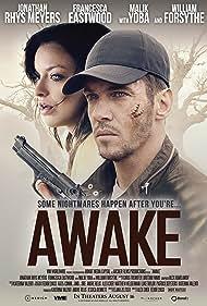 William Forsythe, Jonathan Rhys Meyers, Francesca Eastwood, and Malik Yoba in Wake Up (2019)