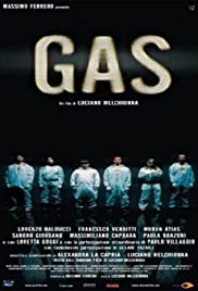 Gas Poster