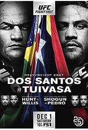 UFC Fight Night: dos Santos vs. Tuivasa