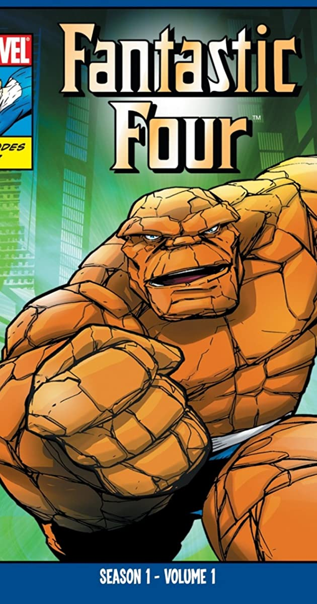 Fantastic Four The Animated Series Tv Series 1994 1996 Imdb