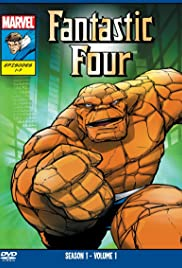 Fantastic Four: The Animated Series Poster