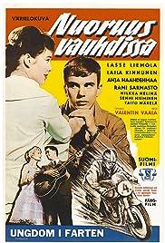 Nuoruus vauhdissa Poster