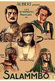 Salammbo Poster