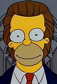 Simpson and Delilah Poster