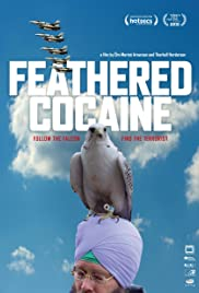 Feathered Cocaine Poster