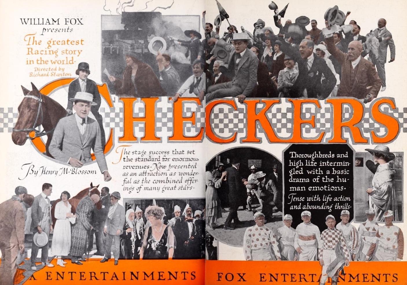 Checkers (1919)