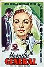 Hospital general (1958) Poster