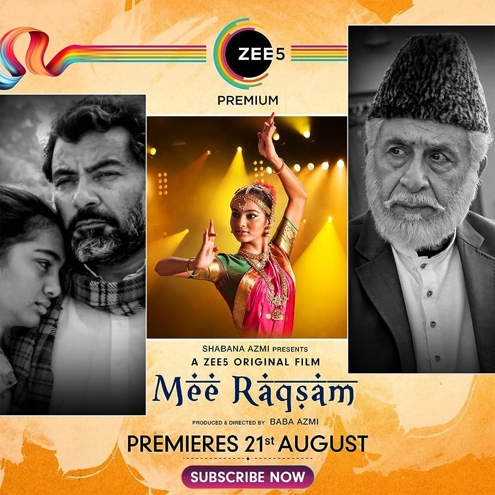 Mee Raqsam (2020) Hindi 720p HDRIp Esubs DL