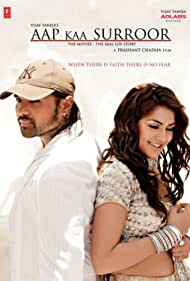 Himesh Reshammiya and Hansika Motwani in Aap Kaa Surroor: The Moviee - The Real Luv Story (2007)