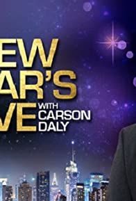 Primary photo for New Year's Eve with Carson Daly