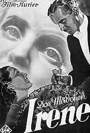 The Girl Irene Poster