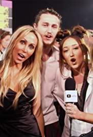 It's a #CyrusTakeover as the Cyrus Family Supports Miley at the 2015 MTV VMAs Poster
