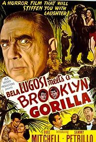 Primary photo for Bela Lugosi Meets a Brooklyn Gorilla