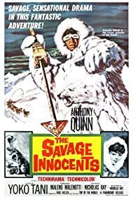 The Savage Innocents (1961) Poster - Movie Forum, Cast, Reviews