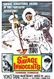 The Savage Innocents Poster