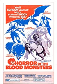 Horror of the Blood Monsters(1970) Poster - Movie Forum, Cast, Reviews