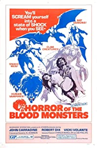 Pay site movie downloads Horror of the Blood Monsters [1280x768]