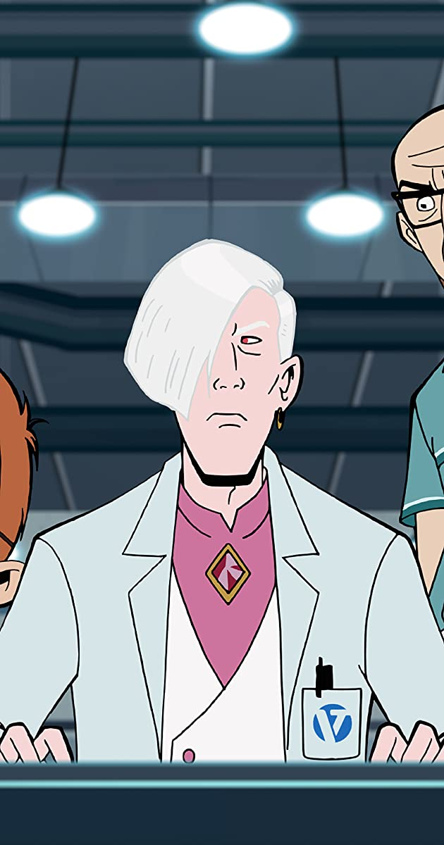 The Venture Bros The Venture Bros And The Curse Of The Haunted Problem Tv Episode 2018 Imdb