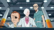 The Venture Bros. and the Curse of the Haunted Problem