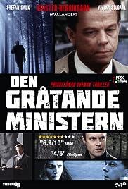 Den gråtande ministern Poster