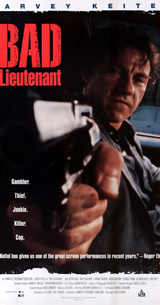 Subtitle of Bad Lieutenant