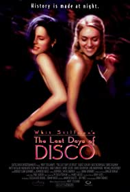 Kate Beckinsale and Chloë Sevigny in The Last Days of Disco (1998)