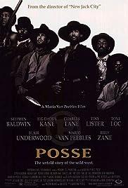 Posse(1993) Poster - Movie Forum, Cast, Reviews