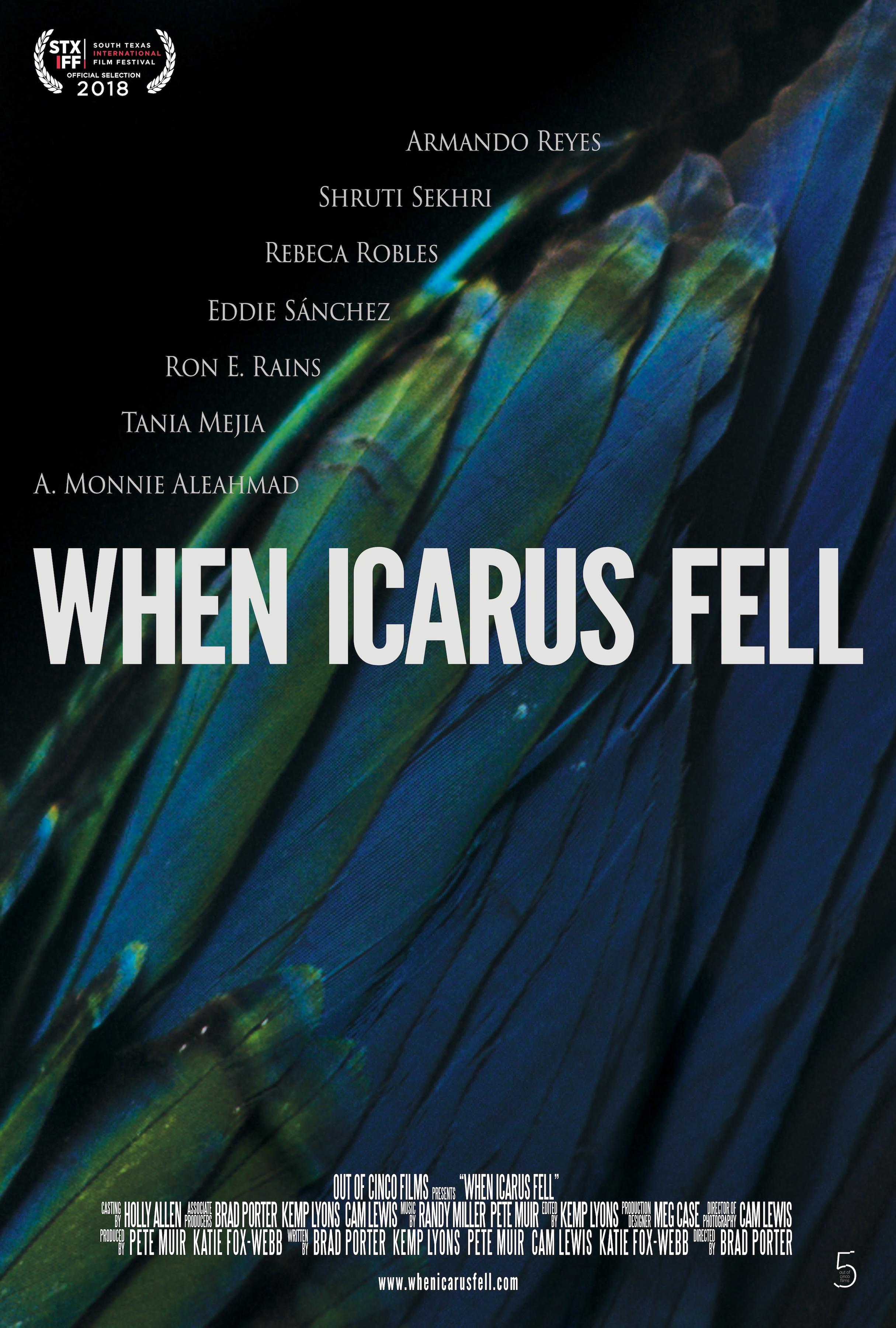 When Icarus Fell (2018)