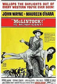 McLintock! (1963) Poster - Movie Forum, Cast, Reviews