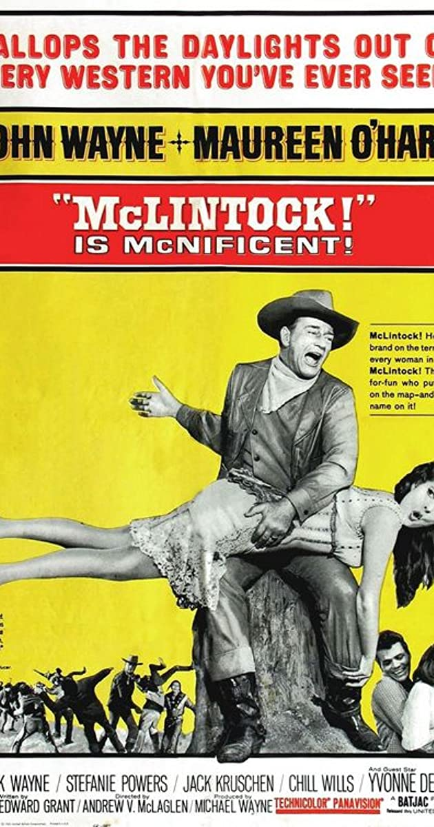 Watch Full HD Movie McLintock! (1963)