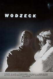 Wodzek Poster