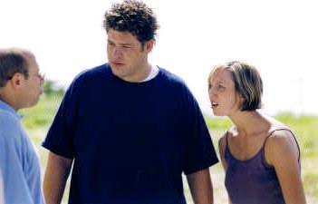 Katelin Chesna, Brad Henke, Willie Garson in Going to California (2001)