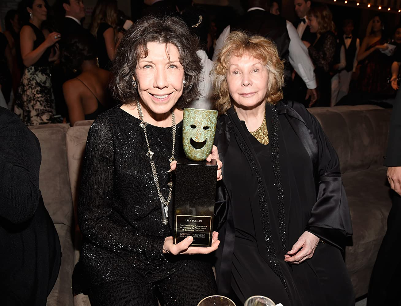 from Tripp is lilly tomlin gay