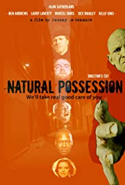 Natural Possession: Director's Cut Poster