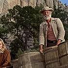 Valora Noland and Keenan Wynn in The War Wagon (1967)